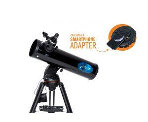 Телескоп Astro Fi 130 Нютон WiFi с адаптер за смартфон