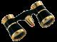 Театрален бинокъл OPERA-41 3x25 FF черен с осветление